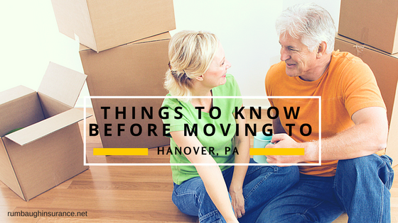 things to know before moving to hanover pa
