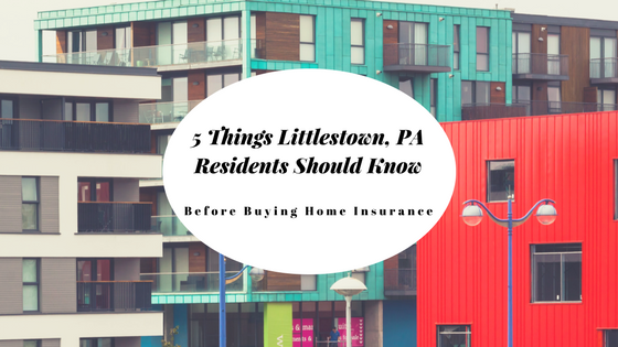 Littlestown PA Home Insurance